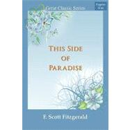 This Side of Paradise by Fitzgerald, F. Scott, 9788132025740