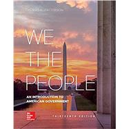 We The People by Patterson, Thomas, 9781260165753
