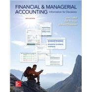 Financial and Managerial...,Wild, John; Shaw, Ken;...,9780078025761
