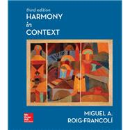 Harmony in Context by Roig-Francolai, Miguel A, 9781260055764