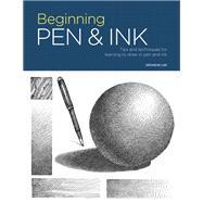 Beginning Pen & Ink by Lee, Desarae, 9781633225770