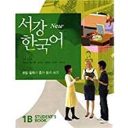 Sogang Korean 1B Student Book,Sogang University,9788976995773