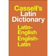 Cassell's Latin Dictionary :...,Simpson, D. P.,9780025225800