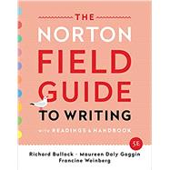The Norton Field Guide to...,Bullock, Richard; Goggin,...,9780393655803