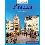 Piazza, Introductory Italian,Melucci; Tognozzi,9781337565813