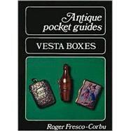 Vesta Boxes,Fresco-Corbu, Roger,9780718825829