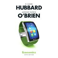 Economics,Hubbard, R. Glenn; O'Brien,...,9780134105840