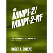 The MMPI-2/MMPI-2-RF An...,Greene, Roger L.,9780205535859