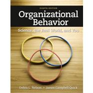 Organizational Behavior...,Nelson, Debra L.; Quick,...,9781111825867