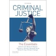 Criminal Justice The...,Lab, Steven P.; Williams,...,9780190855871