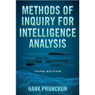 Methods of Inquiry for...,Hank Prunckun,9781538125878