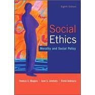 Social Ethics: Morality and...,Mappes, Thomas; Zembaty,...,9780073535883