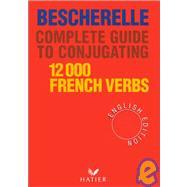 Bescherelle Vol. I : Complete...,Bescherelle,9782218065910
