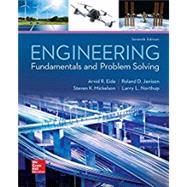 Engineering Fundamentals and...,Eide, Arvid; Jenison, Roland;...,9780073385914