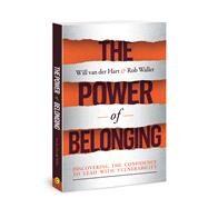 The Power of Belonging by Van Der Hart, Will; Waller, Rob, 9780830775934