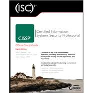 (ISC)2 CISSP Certified...,Chapple, Mike; Stewart, James...,9781119475934