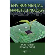 Environmental Nanotechnology,Fulekar; M. H.,9781138745940