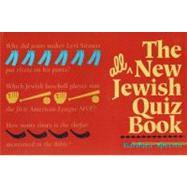 All New Jewish Quiz Book,Spector, Barbara,9780827605947
