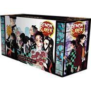 Demon Slayer Complete Box Set...,Gotouge, Koyoharu,9781974725953