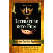 Literature into Film,Cahir, Linda Costanzo,9780786425976