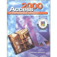 Access 2000, a Comprehensive...,Stewart, Kathleen,9780028055985