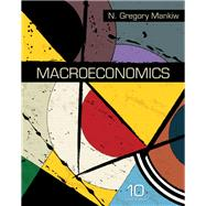 Macroeconomics,Mankiw, N. Gregory,9781319105990