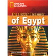 Frl Book W/ CD: Egypts Hidden Treasures 2600 (Ame) by Waring, 9781424045990