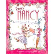 FANCY NANCY LOVES REUSABLE SBK by OCONNOR JANE, 9780061235993