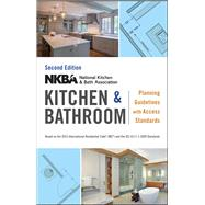 NKBA Kitchen and Bathroom...,NKBA (National Kitchen and...,9781119216001