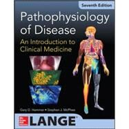 Pathophysiology of Disease:...,Hammer, Gary; McPhee, Stephen,9780071806008