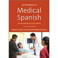 An Introduction to Medical...,Chase, Robert O.; De Chase,...,9780300226027