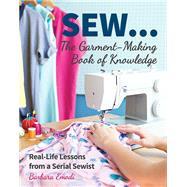 SEW ... The Garment-Making...,Emodi, Barbara,9781617456046