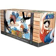 One Piece Box Set 2 Skypiea...,Oda, Eiichiro,9781421576060