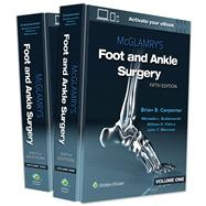 McGlamry's Foot and Ankle Surgery by Carpenter, Brian, 9781975136062