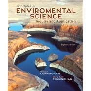 Principles of Environmental...,Cunningham, William;...,9780078036071