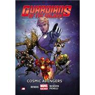 Guardians of the Galaxy Volume 1 by Bendis, Brian Michael; McNiven, Steve; Pichelli, Sara, 9780785166078