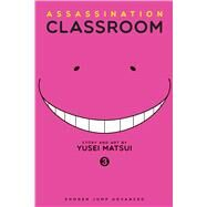 Assassination Classroom, Vol. 3 by Matsui, Yusei, 9781421576091