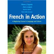 French in Action : A...,Pierre J. Capretz and Barry...,9780300176100