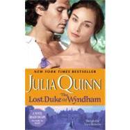 Lost Duke Wyndham by Quinn Julia, 9780060876104