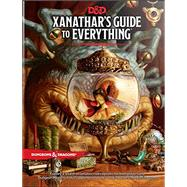 Xanathar's Guide to Everything,Unknown,9780786966110
