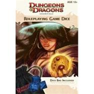 D&D Roleplaying Game Dice by Wizards Rpg Team, 9780786956111