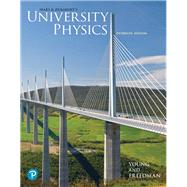 University Physics,Young, Hugh D.; Freedman,...,9780135216118