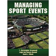 Managing Sport Events,Greenwell, T. Christopher,...,9780736096119