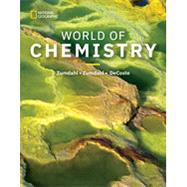 World of Chemistry,Zumdahl, Steven,9781337916127