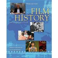 Film History: An Introduction,Thompson, Kristin; Bordwell,...,9780073386133