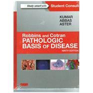 Robbins & Cotran Pathologic...,Kumar, Vinay; Abbas, Abul K.;...,9781455726134