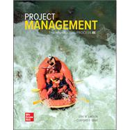 PROJECT MANAGEMENT (LOOSELEAF),Larson, Erik; Gray, Clifford,9781260736151