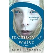Memory of Water by Itaranta, Emmi, 9780062326157