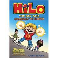 Hilo 1 by Winick, Judd, 9780385386173