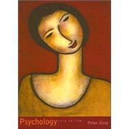 Psychology,Gray, Peter O.,9780716706175